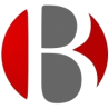 transparent B logo